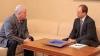Voronin după ajutor la OSCE: Închiderea NIT demonstrează laşitate politică