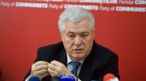Voronin îl laudă pe Rogozin: Are caracter şi ştie cum să rezolve problema transnistreană