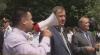 Altercaţii şi strigăte de nemulţumire în faţa Palatului Republicii după adoptarea Legii egalităţii VIDEO