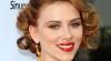 Actriţa Scarlet Johansson a primit o stea pe Walk of Fame din Hollywood