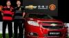 Chevrolet va susţine Manchester United la Liga Campionilor