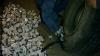 Opt mii pachete de ţigări reţinute de vameşi. Pe piaţa din UE acest lot costă 20 mii euro (GALERIE FOTO, VIDEO)