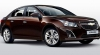 Chevrolet Cruze - primele imagini cu faceliftul pentru sedan şi hatchback VIDEO