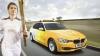 BMW a testat Torţa Olimpică în tunelul său de vânt
