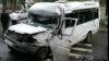 Administratorii de microbuze, convocaţi de urgenţă la Primărie, după accidentul produs dimineaţă