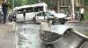 Cinci persoane rămân în spital în urma accidentului produs ieri în Capitală