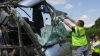 Cel puţin cinci morţi în Italia, după ce un autocar a căzut de pe un pod