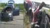 Viteza i-a luat viaţa. Un bărbat de 25 de ani a murit în urma unui accident rutier VIDEO