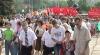 Marş la Tiraspol de 9 Mai. Şevciuk: Familia mea a pierdut pe cineva drag