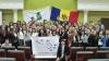 Tinerii din Moldova s-au făcut cu drept de vot în Parlamentul European