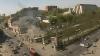 IMAGINI VIDEO cu prima explozie de la Dnepropetrovsk