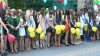 Ultimul sunet, prilej pentru elevi de a-şi demonstra ţinutele vestimentare