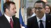 Vlad Filat a avut prima întrevedere cu premierul României, Victor Ponta