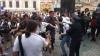 Homosexualii au protestat neautorizat la Moscova. 40 de persoane au fost reţinute