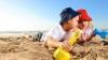 Atenţie părinţi! Joaca în nisip este periculoasă pentru copii