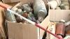Zeci de tone de reactive chimice din Moldova au fost trimise în Germania