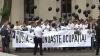 Baloane negre, fluturate în faţa Ambasadei Rusiei VIDEO