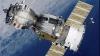 Capsula Soyuz a ajuns cu succes la Staţia Spaţială Internaţională