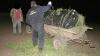 Mii de ţigarete de contrabandă provenite din Republica Moldova transportate cu căruţa peste Prut