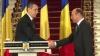 Guvernul Ponta a fost felicitat de Traian Băsescu