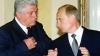 Ce i-a urat Voronin lui Putin, cu ocazia învestirii în funcţie