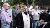 Capitala împânzită de proteste: Legea cu privire la asigurarea egalităţii a scos tot mai mulţi preoţi şi enoriaşi în stradă