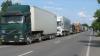 Maşinile de mare tonaj, interzise pe drumurile naţionale