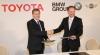 Toyota le împrumută nemţilor de la BMW tehnologia lor hibridă