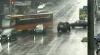 Accident înfiorător: Un tramvai rămas fără frâne a făcut prăpăd VIDEO