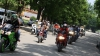 Bikerii invadează Capitala şi ţara