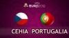 CR7 îi duce pe lusitani în semifinalele EURO 2012! Portugalia a învins Cehia cu 1-0 VIDEO