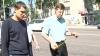 (VIDEO) Chirtoacă luat la rost de un şofer nemulţumit de străzile Capitalei: Vino tu şi fă mai bine, deşteptule