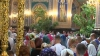 Creştinii ortodocşi sărbătoresc astăzi Duminica Mare sau a Pogorârii Sfântului Duh