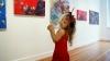 """Artistă la cinci ani şi supranumită """"micuţa Picasso"""". O domniţă arată lumea aşa cum o vede un copil"""