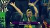 DANSÂND ÎN PLOAIE: Cel mai simpatic suporter de la Euro 2012