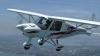 Accident aviatic: Un avion s-a prăbuşit peste o locuinţă în România