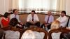Marian Lupu la sfat cu moldovenii din SUA