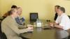 Mihai Ghimpu la sfat cu Farit Muhametşin. Ce i-a dăruit oficialul rus liderului PL