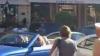 A ajuns vedetă pe Internet, după ce a avariat cinci maşini de lux VIDEO