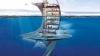 SeaOrbiter: prima navă verticală din lume (FOTO)