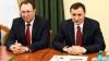 """Ce îi răspunde Filat lui Tănase, după ce ultimul a acuzat guvernarea că vrea judecători """"comozi"""" la CEDO"""