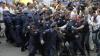 Proteste la Kiev: Sute de susţinători ai Iuliei Timoşenko au manifestat în capitala ucraineană