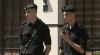 Pe vânt şi soare, la datorie! Carabinierii înfruntă canicula apărând ambasadele şi consulatele din Chişinău