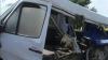 Şoferul microbuzului se face vinovat de accidentul produs la Ialoveni