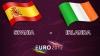 Euro 2012! Spania urcă pe primul loc al grupei C, după meciul cu Irlanda, scor: 4-0