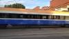 Imagini cu primul tren european care va ajunge mâine în Moldova FOTO