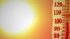 Vreme caniculară în următoarele 7 zile