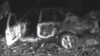 Accident în raionul Taraclia: O maşină s-a răsturnat şi a luat foc, iar şoferul a murit VIDEO