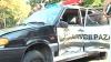 O maşină a Întreprinderii de Stat Servicii Pază a fost implicată într-un accident rutier FOTO, VIDEO