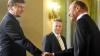 Crin Antonescu a preluat mandatul de preşedinte de la Traian Băsescu